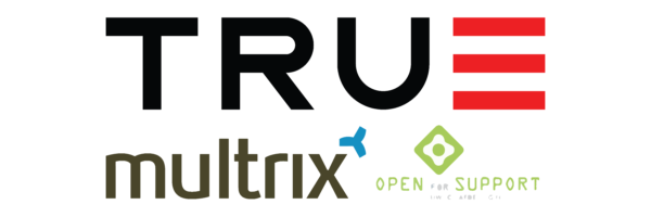 True, Multrix en Open for Support